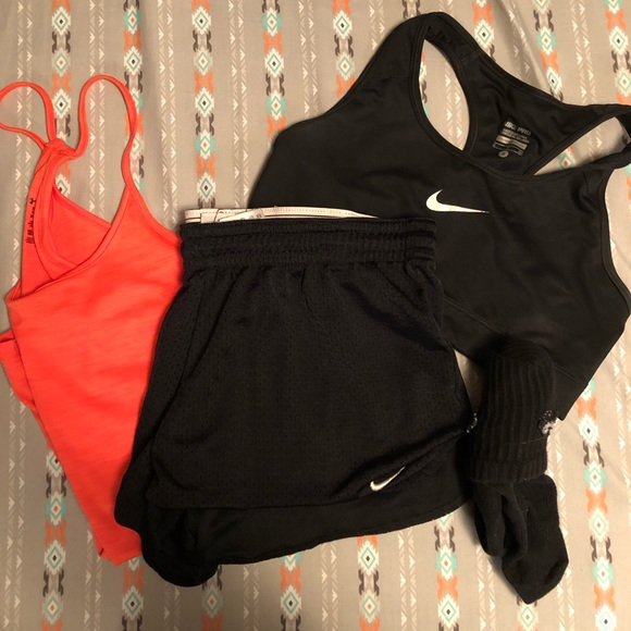 Nike Pants - Nike Athletic Shorts